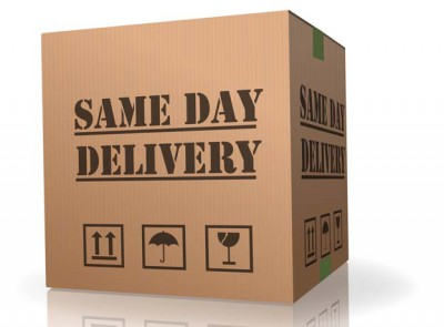 Same day delivery couriers in Peterborough